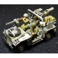M151A2 Mutt Jeep with TOW