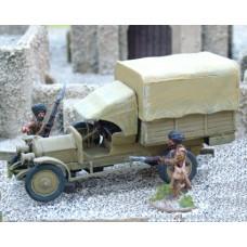 Fiat 15 Ter British Military Version